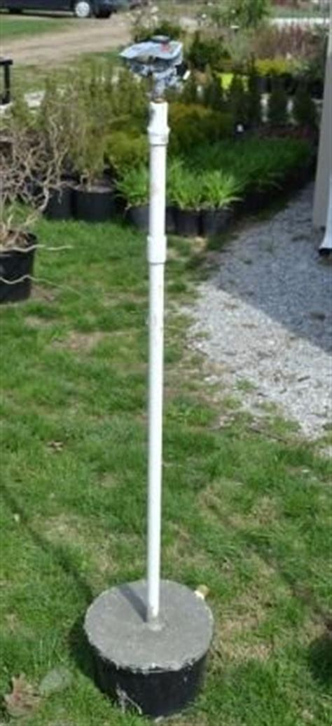 How to Make Your Own Sprinklers on Stand Pipes